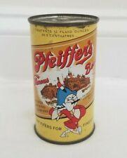 Pfeiffer Single-sided Flat Top Beer Can of Detroit -white socks Keglined version