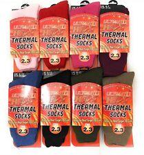 Mens Ladies Ultimate Thick Hot Winter Warm Thermal Socks Ultimate Heat 2.3 TOG