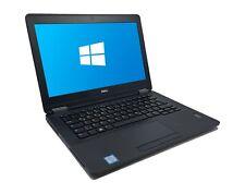 Dell Notebook Latitude E7270 i5-6300U 8GB 256GB HD Webcam 12,5 Windows 10 Pro #3