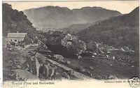 Königreich Uni - Bowder Stone und Borrowdale