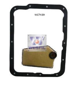 WESFIL Transmission Filter FOR Ford FALCON 1979-1982 FMX WCTK59