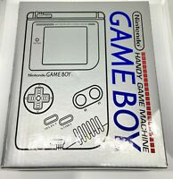 Game Boy DMG-01 Replacement Console Box (Empty Box Only) - UK Dispatch