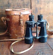 Australia WW2 Binoculars No 5 prismatic and case
