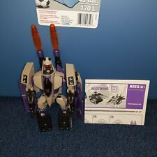 Transformers Animated Blitzwing complete w/instructions