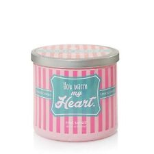 Heart Jars/Container Candles & Tea Lights
