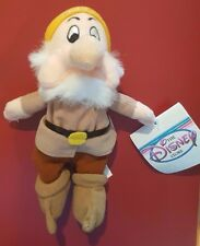 Disney Sneezy Mini Bean Bag Beanie NWT from Snow White & the 7 Dwarfs