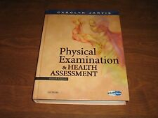 Physical Examination and Health Assessment Fourth Ed. by Carolyn Jarvis 2003 HC