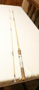 Vintage Shakespeare Howald Process Woderod  Fiberglass 7' Spin Fishing Rod