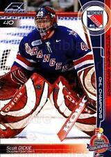 2003-04 Kitchener Rangers Memorial Cup #5 Scott Dickie