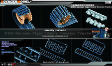Voyager VT35001 1/35 WWII German Tiger I Early Version Tracks For all
