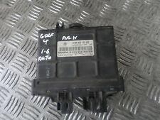 2002 VW GOLF MK4 1.6 AUTO GEARBOX CONTROL ECU 01M927733EQ  5WK33375  K01