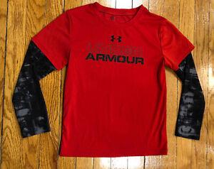 Under Armour Loose Shirt - Boys 7