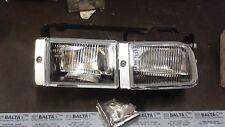 B6610-74C05 - LAMP ASSY-DRIVING,RH NISSAN SUNNY N14