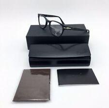 207b48ef5c8a8f Persol Black Eyeglass Frames   eBay