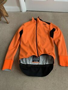 Men's Windproof Cycling Jacket Santini Vega Extreme (Size M)