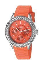 Esprit Women's Watch Marin Glints Speed Coral Stainless Steel ES106222004