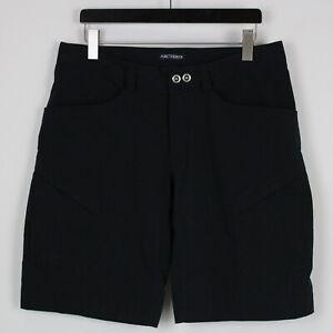 ARC'TERYX Men's (UK) 36 or ~XL Casual Nylon Blend Trekking Shorts 37060_GS
