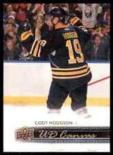 2014-15 Upper Deck Canvas Cody Hodgson #C12