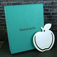 Tiffany & Co. Apple Bookmark in Sterling Silver