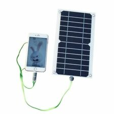Solar Panel 5W 6V 800MA Flexible Cell USB Output Voltage Regulator Mobile Phone