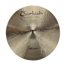 "TURKISH CYMBALS Becken 17"" Crash Millennium bekken cymbale cymbal 1116g"