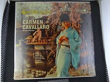 Carmen Cavallaro – Cherry Blossom Time - Popular Melodies Of Japan (DL 74545)