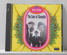 Fat City by The Sons of Champlin (CD, Feb-1999, Big Beat Records (Dance)) VG+