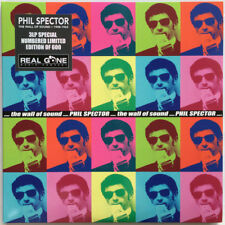 Phil Spector - The Wall of Sound NEW SEALED 3 LP set - 1958-1962 42 tracks!