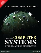Computer Systems: A Programmer's Perspective, 3/e by Bryant (DHL SHIP)