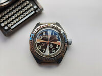 Very Rare COLLECTIBLE USSR WATCH VOSTOK ALBATROS ANTIMAGNETIC RADIOROOM SERVICED