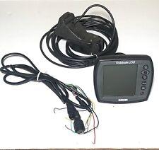 Garmin Fishfinder 250 with Transducer - Used working