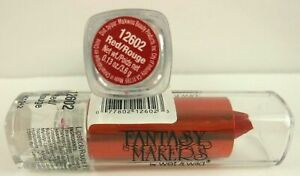 Fantasy Makers by Wet N Wild Lipstick #12602 Red/Rouge & #12709 Blood Work