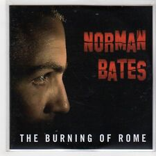 (GF942) The Burning Of Rome, Norman Bates - 2013 DJ CD