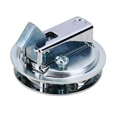 Silver Latch Box Door Handle Functional Zinc Alloy 1 PC Pull Handle Tool RV HD