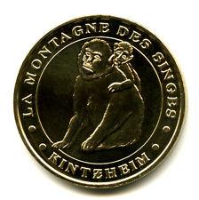 67 KINTZHEIM Montagne des singes 3, 2007, Monnaie de Paris