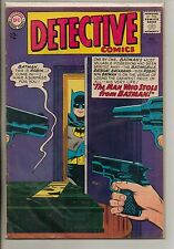 DC Comics Batman In Detective #334 December 1964 1st Outsider VG+