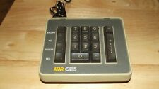 VINTAGE ATARI COMPUTER NUMERIC KEYPAD CX85 GENUINE ATARI HARDWARE