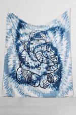 Urban Outfitter Magical Thinking Overdyed Ganesha Tapestry elephant New 1098