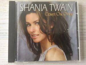 Shania Twain - Come On Over - CD Album