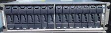 NetApp FAS270 Filer with 1x controller +14x 300GB 10K hard drives X276A