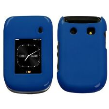 Metallic Blue Hard Case Cover for BlackBerry Style 9670