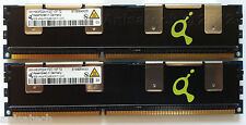 16GB 2x 8GB DDR3 4Rx4 PC3-8500R-7 1066Mhz Quad Rank ORIGINAL HP/DELL/IBM