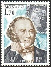 Monaco 1979 Mi 1396 ** Rowland Hill Stamps Briefmarken Post