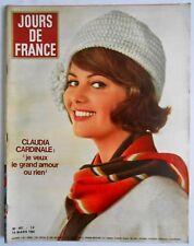 ►JDF 487/1964-CLAUDIA CARDINALE-MICHELE MORGAN-MIKE MARSHALL-JACQUELINE MAILLAN