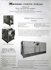 Havens & Lilie-Hoffmann Cooling Towers ASBESTOS Ads