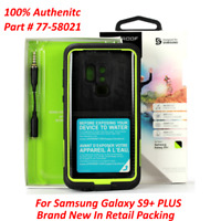 Authenitc New LifeProof FRE Waterproof Case for Samsung Galaxy S9+ Night Lite