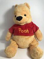 "Vintage 22"" Pooh Bear Plush"
