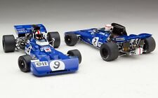 Exoto | 1:18 Set | Team Elf Collection 3 F1 Cars | Tyrrell - Ford 002 & 003