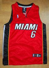 adidas Miami Heat James vest (Youth Size L 14-16)