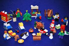 Lego® 60063 City Inhalt Adventskalender mit Figuren in gutem Zustand